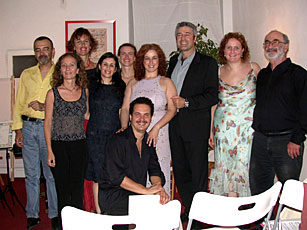 course Piazzolla