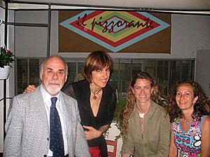 il Trio con Luciano Cerroni